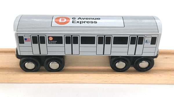 D-Train  6 Avenue Express