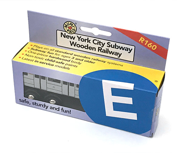 E-Train  8 Avenue Local