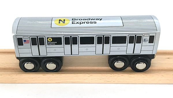 N-Train  Broadway Express