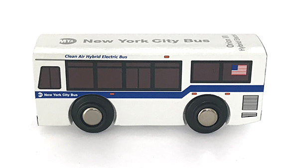 NYC Bus Orion VII