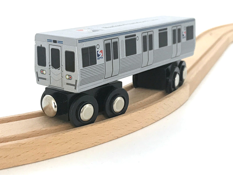 SEPTA M4 Rapid Transit Car