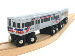 SEPTA Silverliner-V 2-car set