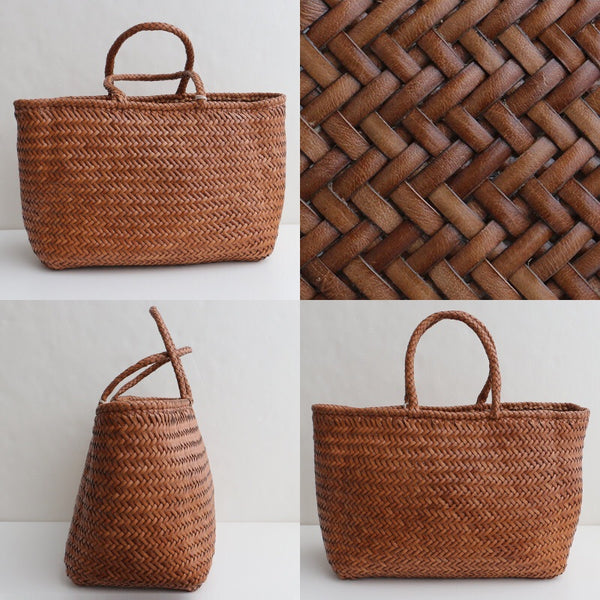 Basket Big Tan