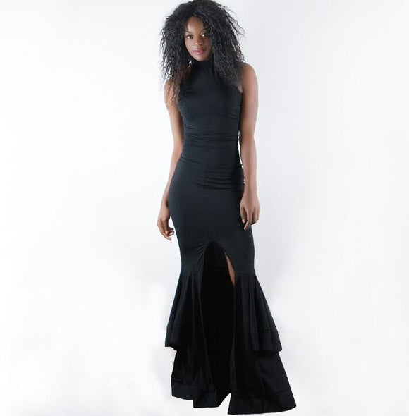 Black Fashion Dress - Marra's Dream