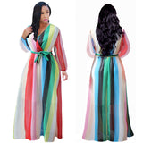 African Clothing Maxi Dress Long - Marras Dream