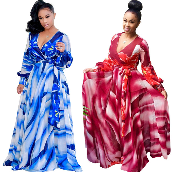 Europe And America Burst Fashion Dress - Marra's Dream