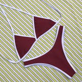Luxurious Brazilian Triangle Bikini - Marra's Dream