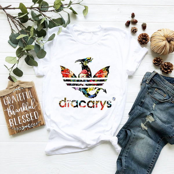 T-shirt Vintage Asthétique Khaleesi - Marra's Dream