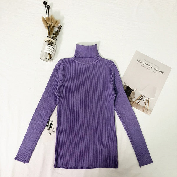 Womens Winter Sweaters ThinPullover - Marra's Dream