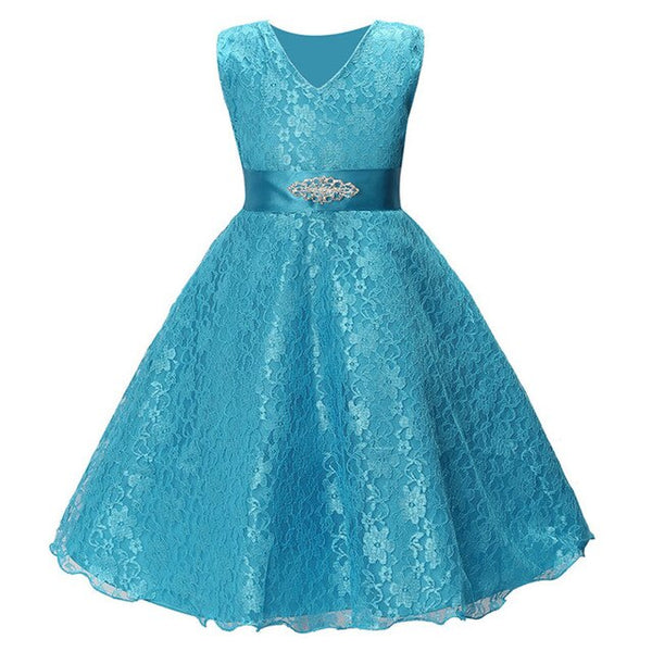Bear Leader Party Girls Dresses. - Marra's Dream