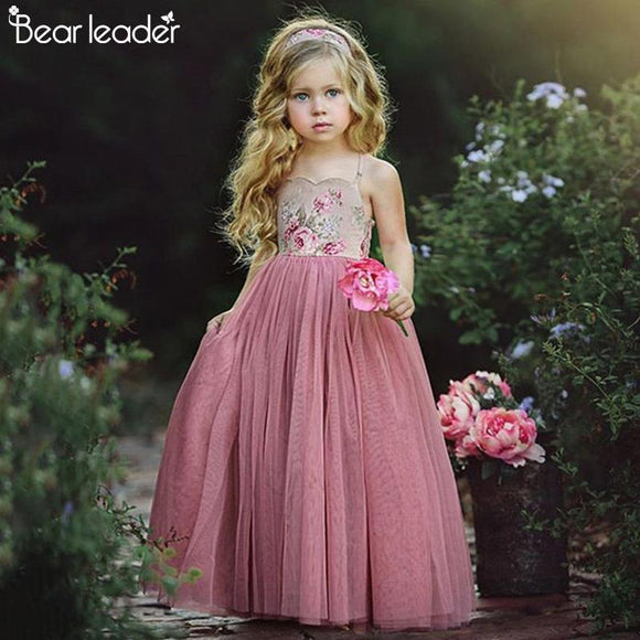 Floral  dresses for girls  Princess - Marras Dream