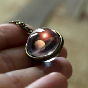 2019 New Nebula Galaxy Double Sided Pendant - Marra's Dream
