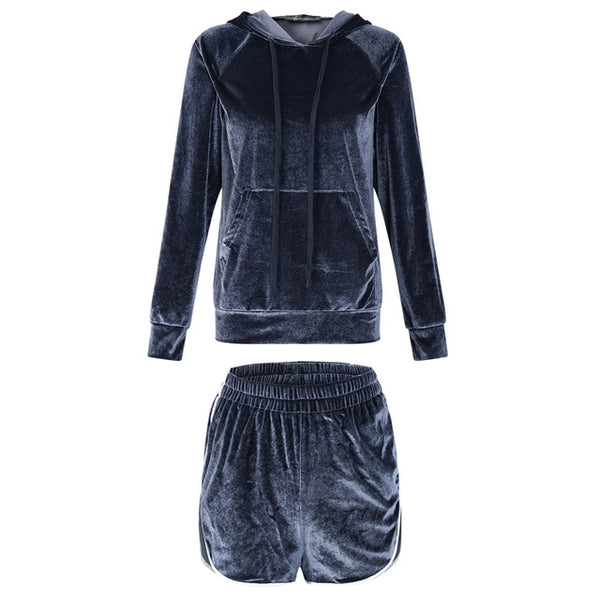 Hoodies Sweatshirt Tracksuit Pants + Loose Pcokets - Marras Dream