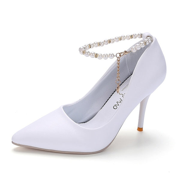 Summer Women Shoes Pointed Toe Pump - Marras Dream