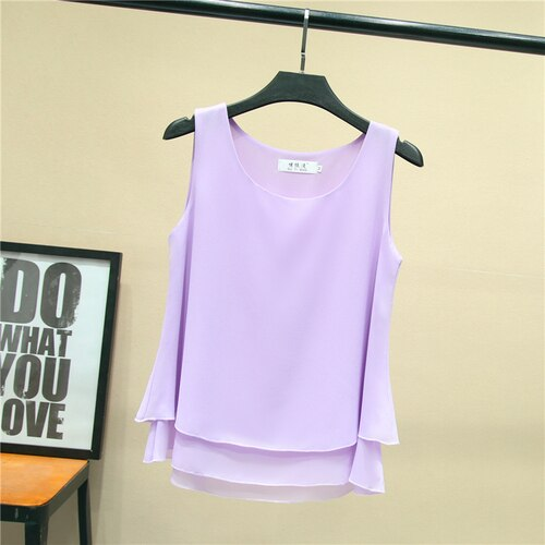 2019 New arrival Women Chiffon shirt Summer Casual - Marra's Dream