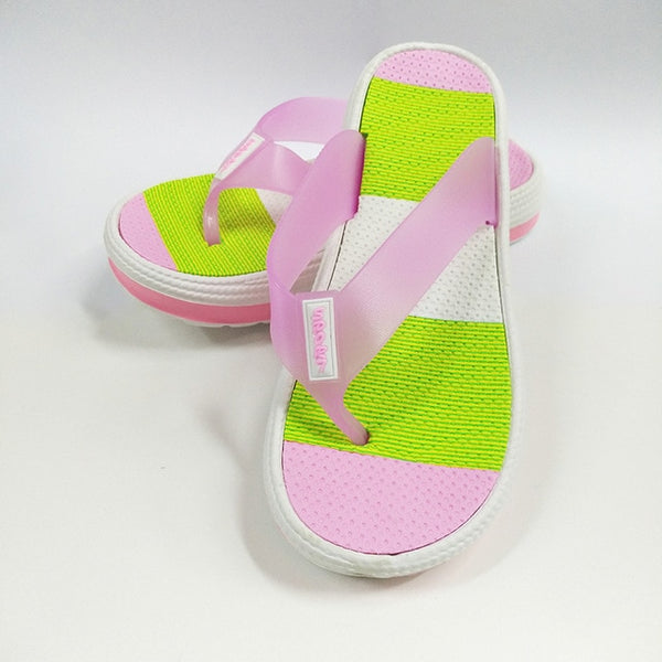 Summer Flip Flops Casual Beach Thong Slippers