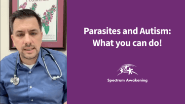 Parasites and Autism: what you can do!