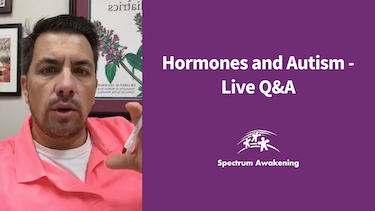 Hormones and Autism: Live Q&A