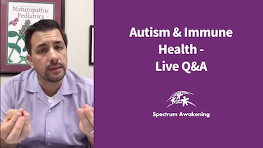Autism and Immune Health: Live Q&A