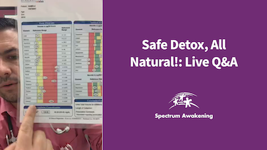 Safe Detox, All Natural!: Live Q&A