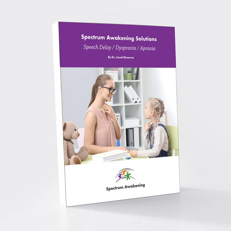 Speech Delay / Dyspraxia / Apraxia eBook