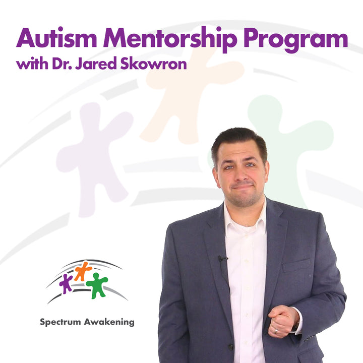 Spectrum Awakening Autism Mentorship Program - 6 Month Payment Plan