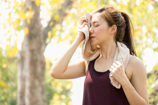 Do you suffer from hyperhidrosis? 6 symptoms to look out for