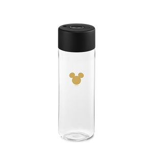 Original Reusable Bottle Mickey w/ Black Button Lid 25oz / 740mL