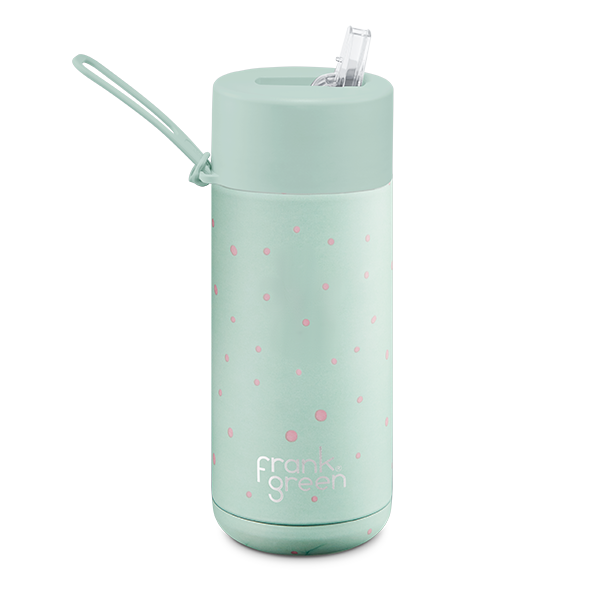 franksters Ceramic Reusable Cup Forrest 16oz / 475 mL