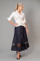 Cocktail Skirt - Black for the Mother of the Bride / Groom