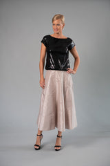 Cocktail Skirt - Shell for the Mother of the Bride / Groom