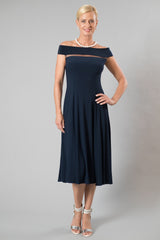 Audrey Dress - Navy for the Mother of the Bride / Groom