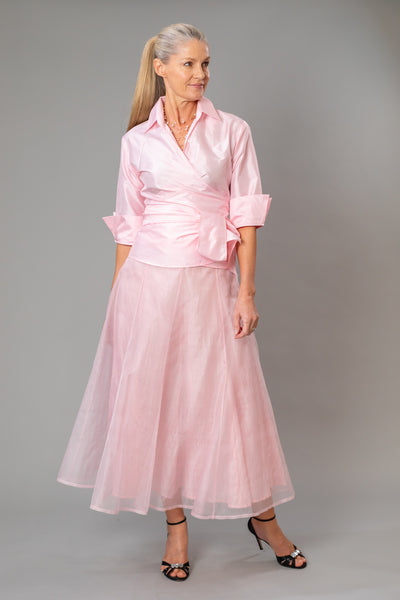 Pansy Skirt - Soft Pink for the Mother of the Bride / Groom