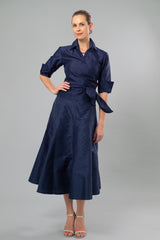 Cocktail Skirt - Navy for the Mother of the Bride / Groom