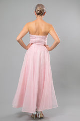 Stella Gown - Soft Pink for the Mother of the Bride / Groom