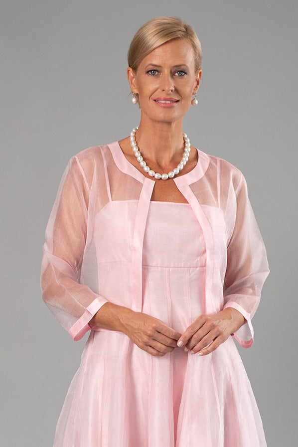 Cocktail Jacket - Soft Pink for the Mother of the Bride / Groom