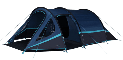 Java 4 Four Person Tunnel Tent Portal Outdoor
