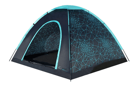 Sierra 4 Four Person Dome Tent Portal Outdoor