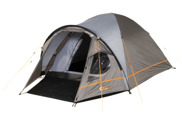 3 man tent with large porch