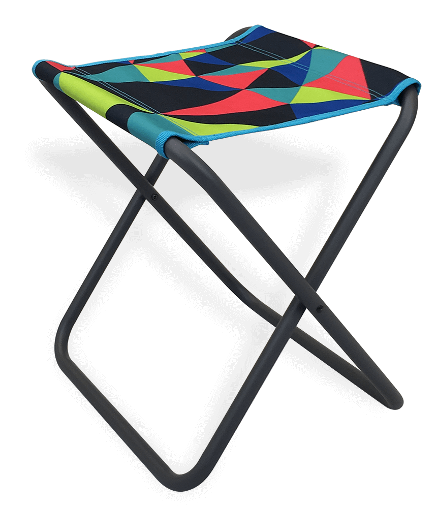 Portal Outdoor Electro Beat Foldable Camping Stool Easy