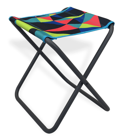 Electro Beat Foldable Camping Stool - Portal Outdoor
