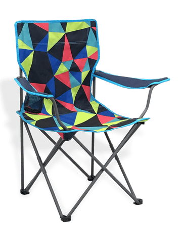 Electro Dub Foldable Camping Chair - Portal Outdoor