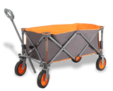Alf Collapsible Trolley - Portal Outdoor