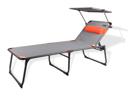Kevin Portable Lounger - Portal Outdoor