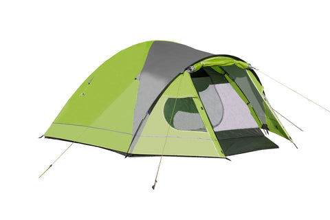 Portal Outdoor Bravo 4 Premium Dome Person Tent Portal Outdoor