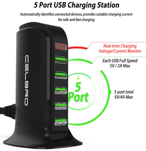 Charging Tower