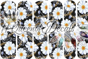 Daisy & Chain Print - Large