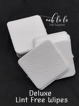 Deluxe Lint Free Wipes