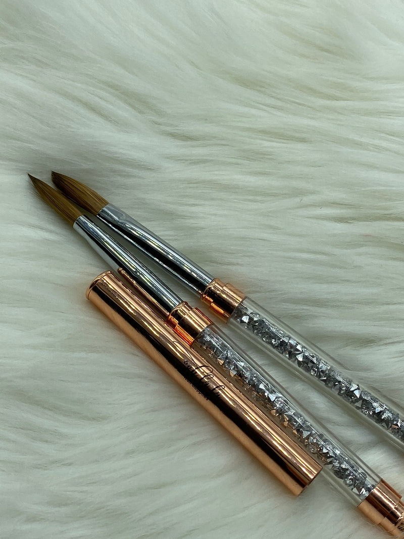 Rose gold brushes - new & improved
