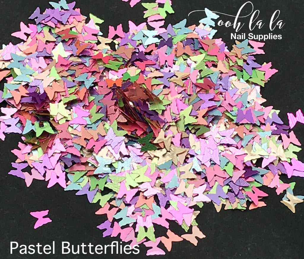 Candy butterflies